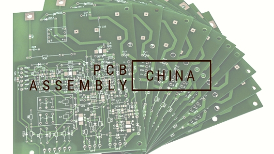 Double-sided and single-sided PCB