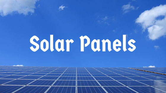 Getting The Right Solar PV Panels For Your Building